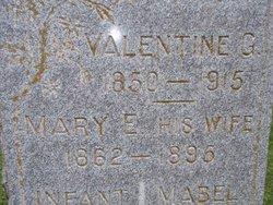 Valentine G Baysinger