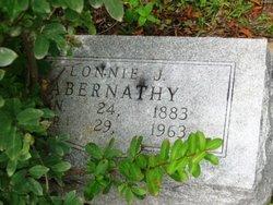 Lonnie J Abernathy