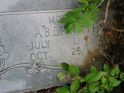 Mollie V <i>Bowers</i> Abernathy