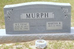 H E Gene Murph