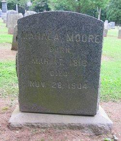 Mahala <i>Blackwell</i> Moore