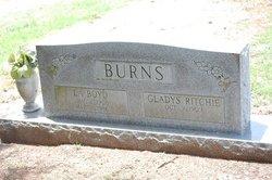 La Boyd Burns