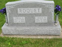 Virgil Devern Roquet