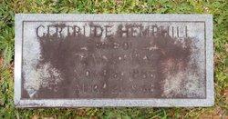 Gertrude <i>Hemphill</i> Kelly