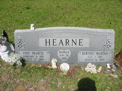 Herthel <i>Morgan</i> Hearne