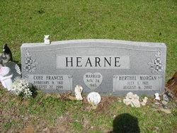 Coye Francis Hearne