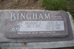 Inez <i>Taylor</i> Bingham
