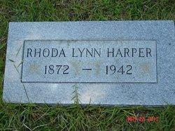 Rhoda Lynn Harper