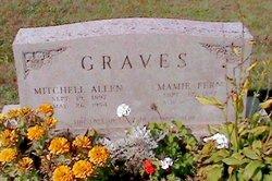 Mamie Fern <i>Nichols</i> Graves