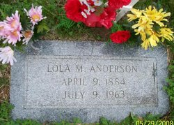 Lola Mae <i>TURNER</i> ANDERSON