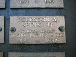 Thurston Shinn, III