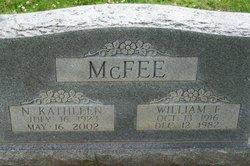 Nelda Kathleen <i>Thomas</i> McFee