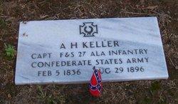 Capt Arthur Henley Keller