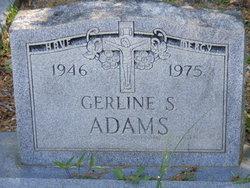 Gerline S Adams