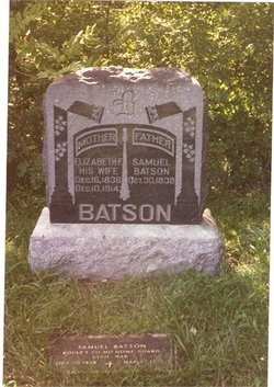 Frances Elizabeth Batson