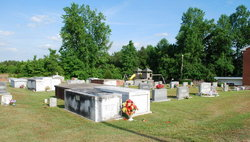 Hales Chapel Baptist Church Cemetery