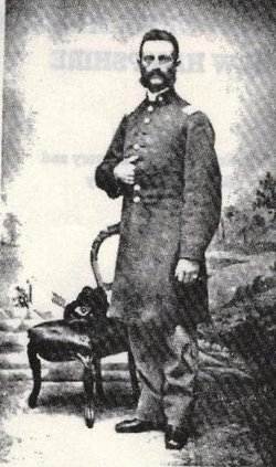 Col William Badger