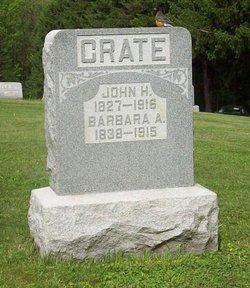 Barbara Ann <i>Cyphert</i> Crate