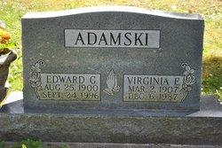 PFC Edward George Ed Adamski