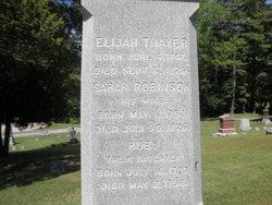 Elijah Thayer