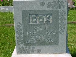 Minnie Alice Cox