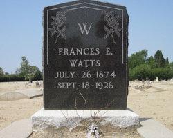 Francis Watts