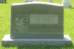 Willie Bob Talbert