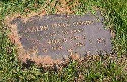 Ralph Irvin Condit