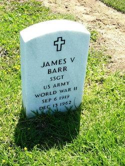 James Virgil Barr