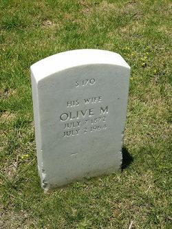 Olive Cecile <i>McClure</i> Markley