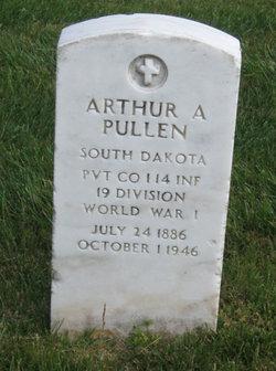 Arthur A Pullen