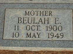 Beulah E Hunt