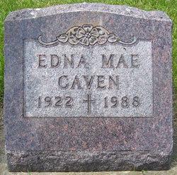 Edna Mae Caven