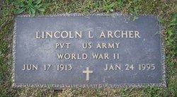 Lincoln Leonard Archer