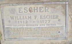 William Franklin Escher