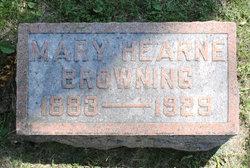 Mary Katherine <i>Hearne</i> Browning