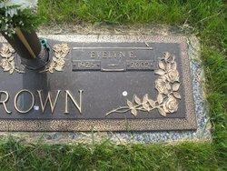 Evelyn E. <i>Fuller</i> Brown