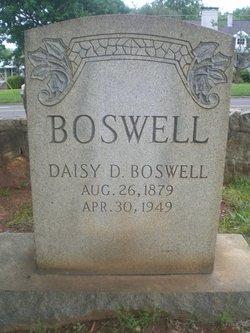 Daisy <i>Perry</i> Boswell