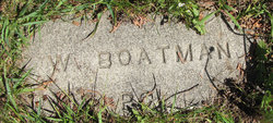 Willard L Boatman