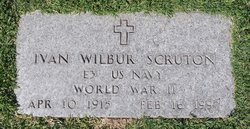 Ivan Wilbur Scruton