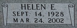 Effie Helen <i>Caldwell</i> Carter