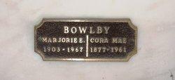 Cora Mae <i>Lawhorn/Mills</i> Bowlby