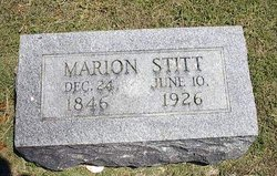 Marion Stitt