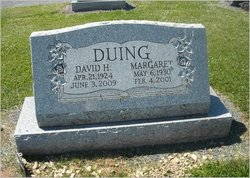 Margaret <i>Palm</i> Duing