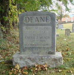 Jeremiah Monroe Jerry Deane, Jr