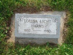 Louisa <i>Licht</i> Harms
