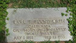 Earl F Farnsworth