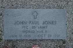 PFC John Paul Jones