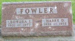 Harry Dewitte Fowler