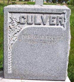 Darius Mansfield Culver